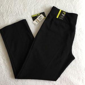 Style&co black dress pant 12 petite